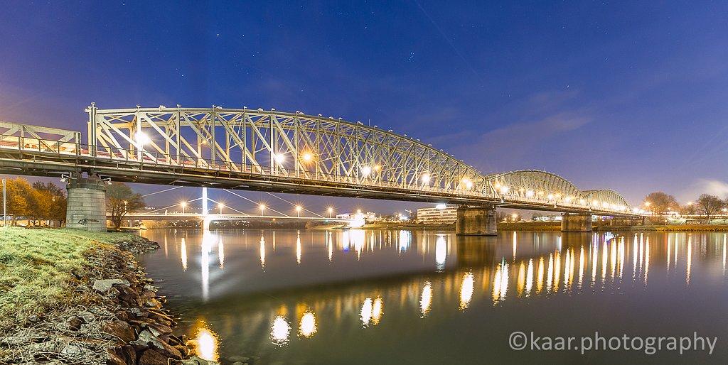 Linz Railroad Bridge