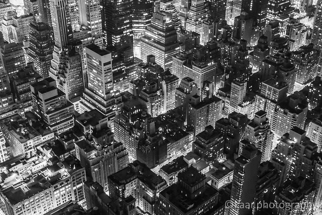 Snoozing Manhattan
