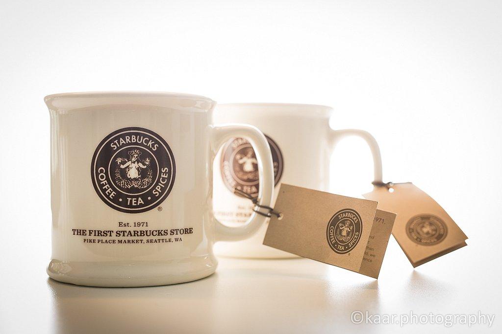 Pike Place Mugs