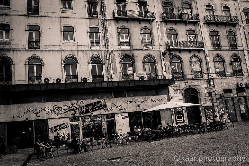 Face of Lisbon